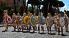 21 aprile 2013, Natale di Roma: sfilano i guerrieri greci (adrianaaprati) Tags: roma greci guerrieri sfilatastorica warrior rome ancientrome historicalparade procession warriors greeks shields spears weapons