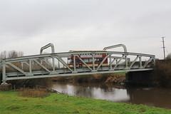 EYMS 789 YX08 FWH Last Day of 88 Service Goole-Thorne 3rd February 2018 (4) (asdofdsa) Tags: eastyorkshiremotorservices eyms bus busstop transport passengers goole thorne greenlandlane rain bridge a614 doubledecker