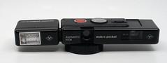Agfamatic 5008 Makro Pocket (Martin Siegel) Tags: filmcamara analog manualfocus greatnames filmphotography beanalogic film photo camera sonya850 minoltaaf50mm17