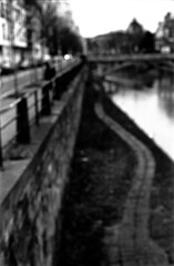 nouvelle journée, incertitudes (hugobny) Tags: ilford pan 400 iso caffenol cl semistand street strasbourg pentax p30 pentaxlens smc 55mm f18 argentique analogue analog analogique