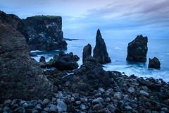 Mid-Atlantic Ridge || Grindavík || Iceland (ton1.werner) Tags: capturemoments nature travel ocean rocks island iceland girndavik midatlanticridge midatlantic