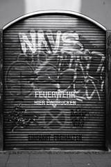 Altstadt (basti k) Tags: graffiti bonn altstadt city urban bw