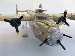 IMG_0764 (nelsoma84) Tags: b24d b24 liberator consolidated allies usaaf strawberry brick 376th bomber libya benghazi ploiești ploesti romania