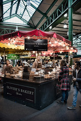 bakery at borough market (sedi78) Tags: borough market london uk bakery pastrie stall business nikon travel tourism