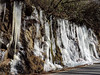 Icicles_US 215-0166 (kasiahalka (Kasia Halka)) Tags: falls forest ice icicles nature nc northcarolina outdoor road snow winter trees water waterfalls westernnorthcarolina wnc us215 us276 us281