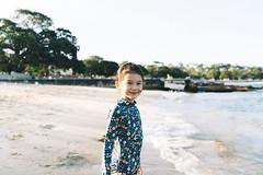 Belong to the Beach. (MichelleSimonJadaJana) Tags: color sony ilce7rm2 α a7rii a7r ii full frame emount femount nex fe sel35f14z distagon t 35mm f14 za vsco documentary lifestyle snaps snapshot portrait childhood children girl girls kid jada jana sydney australia 澳大利亞 澳洲 悉尼
