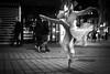 L1009407 (m.vanzuijdam) Tags: bw arnhem dancing elmarm 12850 m240 leica street