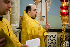 Всенощное бдение и Божественная литургия Недели о Страшном Суде