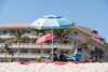 On the Beach (Bucky-D) Tags: beachumbrella gulfofcalifornia seaofcortez beach fz1000 umbrella mexico sanjosedelcabo panasoniclumixdmcfz1000 chairs