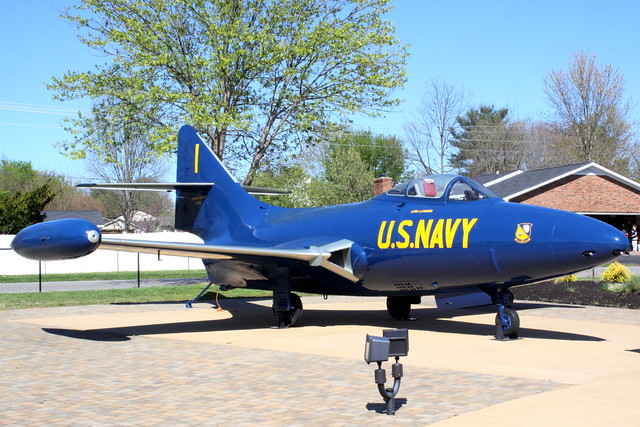 F9F-5 Panther - Aviation Heritage Park - Bowling Green, KY