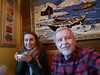 20180118-09251p Selfie in Babalu cafe (tulak56) Tags: 2018 january iceland reykjavik babalu cafe selfie katy petr