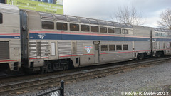 Pacific Parlour Car (youngwarrior) Tags: train oregon amtrak passenger passengertrain pcc pacificparlourcar retired salem