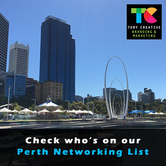 Check who's on our Perth Networking List (tobycreative) Tags: tobycreative branding marketing seo networking businessnetworks perthnetworking businesssupport businessgrowth