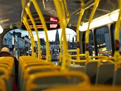 145 on Bray Main Street (turgidson) Tags: p1220484 panasonic lumix dmc g7 panasoniclumixdmcg7 panasonicg7 micro four thirds microfourthirds m43 g lumixg mirrorless olympus m zuiko digital 45mm f18 olympusmzuikodigital45mmf18 prime lens primelens silkypix developer studio pro 7 silkypixdeveloperstudiopro7 raw dublin bus dublinbus atha cliath busathacliath public transport publictransport coras iompair eireann corasiompaireireann bray wicklow ireland main street mainstreet top deck double decker seats back backofthebus shoot wide open wideopen dof depth field depthoffield 145 stop