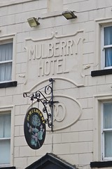 Mulberry Hotel, Leeds, UK (Robby Virus) Tags: leeds england uk unitedkingdom britain greatbritain mulberry hotel hunslet road closed abandoned pub bar tavern alcohol beer