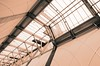 Gunwharf roof (Alex . Wendes) Tags: roof ceiling d7000 nikond7000 tokina1116mm tokina1116 toneddigitalbw gunwharfquays alienskin exposurex3