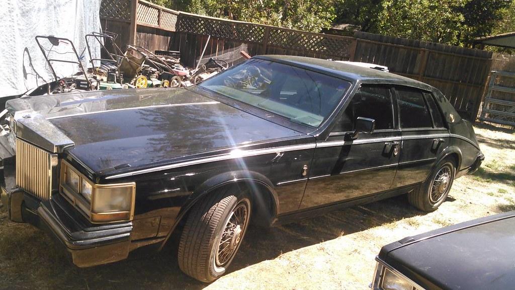 00a07562b9ea38 1985 Cadillac Seville Gucci (smokuspollutus) Tags  1985 cadillac seville  gucci. 1983 Cadillac Eldorado Biarritz ...