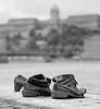 Disrespect (Rupert Brun) Tags: 2017 budapest hungary july hu shoe shoes memorial arrowcross terror fascist jew jews jewish murder murdered danube