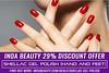 Shellac-gel-polish-offer (INOA Beauty Hair Salon) Tags: guinot shellacgelpolish hand feet discountoffer inoabeauty hairsalon