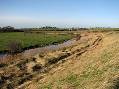 Marshes near Shotley (JonCombe) Tags: coastwalk193 suffolk stourandorwellwalk coast coastwalk orwell