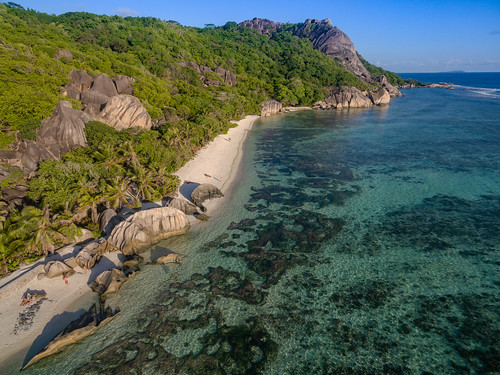 Most photographed beach of the world - Anse Source d'Argent Seychelles