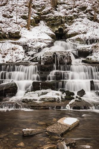 Fulling Mill Falls