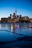 Frozen Toronto (Paul Hillier Photography) Tags: green toronto cntower ice frozen mirror cityscape