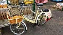 Wicker's World (beqi) Tags: 2018 bicycle bike elephantbike luggage mailstar pashley pentlandplants wicker todaywithmatilda quaxing