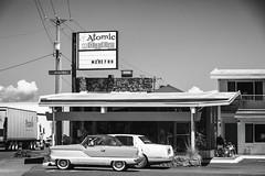 The Perfect Love Song (Thomas Hawk) Tags: america astoria atomicmotel oregon oregoncoast usa unitedstates unitedstatesofamerica auto automobile car motel neon us fav10 fav25