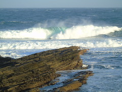 Waves (stuartcroy) Tags: orkney island waves water scotland sea sony rocks white weather