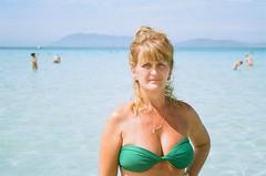 Cabo Frio, RJ. JAN/2017. (yasminolm) Tags: cabofrio cabo frio rj errejota 021 beach praia playa summer summertime verao beachy beachside sea ocean sand mar blue azul nikon nikonfm10 fm10 film filmisnotdead filmphotography 35mm