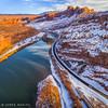 Colorado Run (James Neeley) Tags: utah aerialimage drone moab coloradoriver jamesneeley