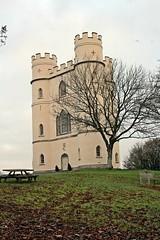 Haldon Belvedere and Shillingford St George, Exeter, Devon - Nov 2017