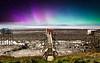 another world (Flox Papa) Tags: another world aurora 2018 skylum port des barques france carrelet ocean atlantic atlantique sea carrelets west coast