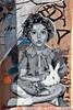 Shirley Temple (just.Luc) Tags: meisje fille girl mädchen menina chica konijn rabbit lapin hase actress actrice niño child enfant kid kind urbanart streetart graffiti allemagne deutschland duitsland germany amburgo hamburg hambourg europa europe wall muur mauer mur