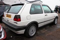 J808 KPV (Nivek.Old.Gold) Tags: 1991 volkswagen golf gti 3door 1781cc aca