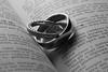 Rings (chrissomos) Tags: 2017 house wedding rings bible blackandwhite bw italian