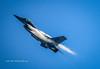 Climbing Falcon (tclaud2002) Tags: f16 falcon fighter jet airplane aircraft aviation airshow stuart florida