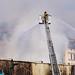 Incendie à Molenbeek - Fire in Molenbeek