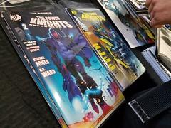 Hall H Show - Panels Comic Book Coffee Bar - Meet and Greet