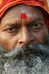 holy man (geneward2) Tags: holy man sadhu varanasi india