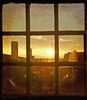 with great nostalgia (kelsk) Tags: stadsarchiefdelft huisvansavoye delft kelskphotography zuidholland holland nederland netherlands zonsondergang sundown sunset daken raam roofs window sad textuur texture