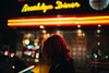 A Taste Of New-York - The Diner.jpg (simdb) Tags: newyork étatsunis us city street night light neon diner women restaurant