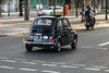 Italy (Imperia) - Fiat Nuova 500 L (PrincepsLS) Tags: italy italian license plate im imperia germany berlin spotting fiat nuova 500 l