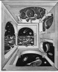 Other World II (1947) - Maurits Cornelis Escher (1898 - 1972)