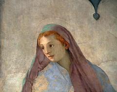 Pontormo (1494 - 1556) (skaradogan) Tags: mattiacamellini pontormo firenze florence pittore painting fresco rinascimento art arte canoneos7d italia italy