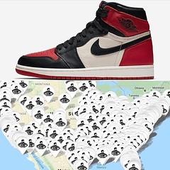 Bred Toes dropping next Saturday (soleinsider) Tags: soleinsider jordans sneakers retro