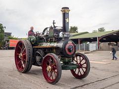 Bishops Castle Michaelmas fair (Ben Matthews1992) Tags: bishops castle michaelmas fair 2017 steam traction engine locomotive old vintage historic preserved preservation vehicle transport england shropshire salop britain british foster 12539 winnie ma5730 6nhp agricultural general purpose