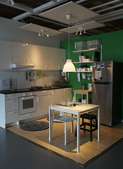 Kitchen sample design and layout (spelio) Tags: ikea shopping sets test a6000 sony stuff things shooting art display