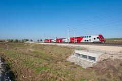 wb_111001_08 (Prefektionist) Tags: 1144 24mmf28d austria bahn d700 doppelstockzug eisenbahn loweraustria niederösterreich nikon oebb rail railroad railway stpölten train trains westbahn öbb österreich sanktpölten at